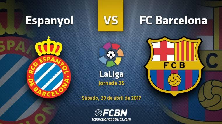 Espanyol-FC Barcelona: El derbi catalán vuelve a ser decisivo