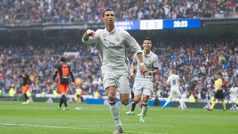 ¿Sabes cuánto hacía del último gol de Cristiano en Liga?