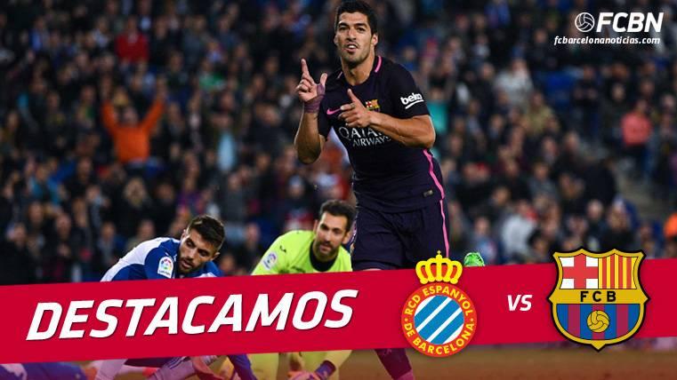"""""""Doblete"""" de Suárez para igualar a Stoichkov en el Barça"""