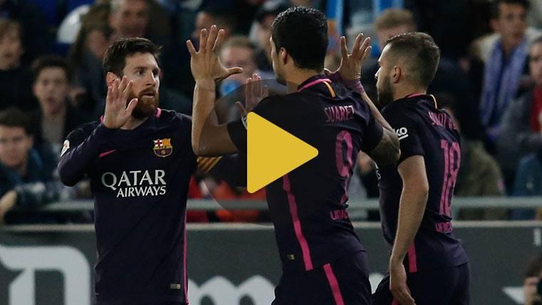 Vídeo resumen: Espanyol 0 Barcelona 3 (LaLiga J35)