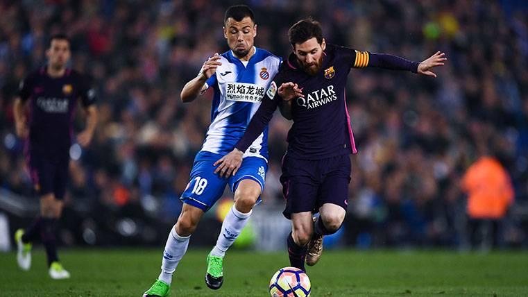 Messi sigue manteniendo su ventaja en la Bota de Oro 16-17