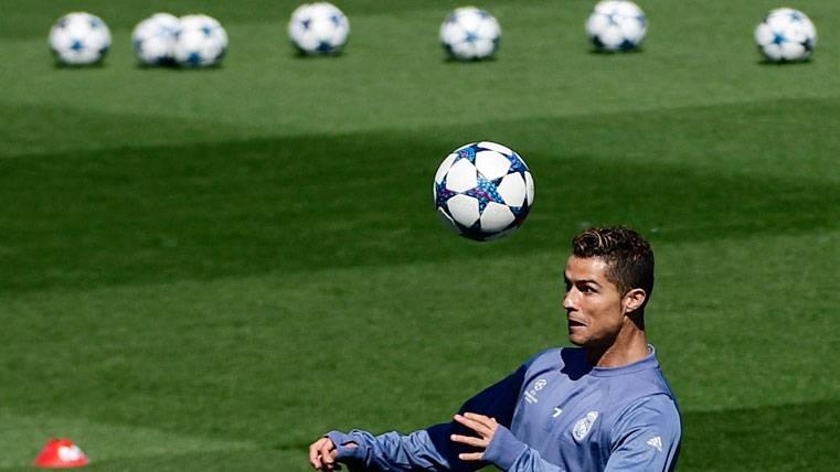 Cristiano Ronaldo recomienda un fichaje al Real Madrid
