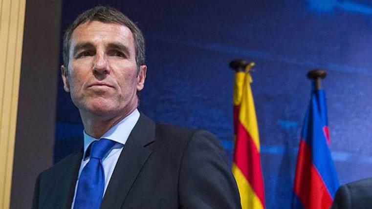 LUTO: Fallece el hermano del secretario técnico del Barça