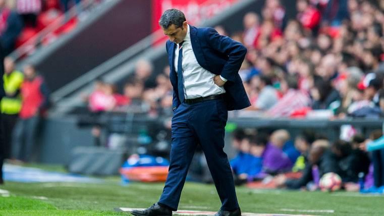 En el Athletic ya asumen que Valverde puede marcharse