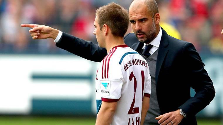 Guardiola no tuvo culpa del 0-4 del Bayern ante el Madrid