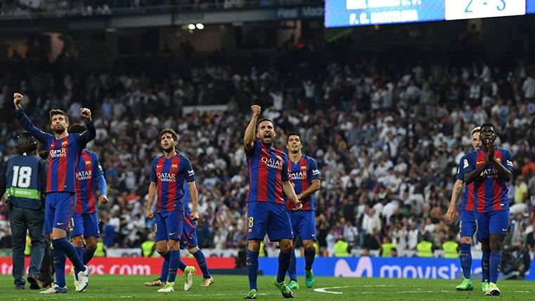 Comparan al Madrid de Zidane con el Barça de Guardiola