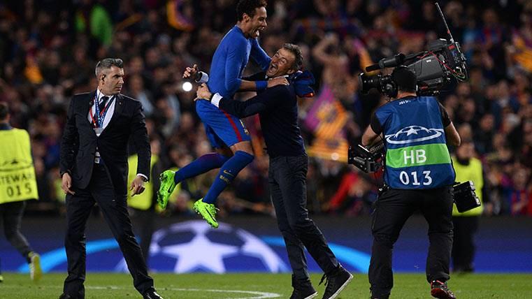 En Brasil desvelan el técnico favorito de Neymar para el Barça
