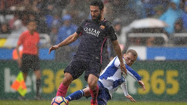 Arda Turan se sale con la suya y seguirá en el Barça