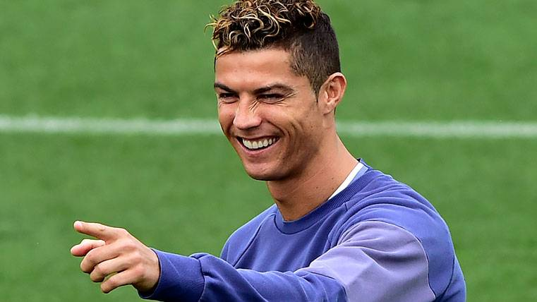 ¡Zidane ya pide otro Balón de Oro para Cristiano Ronaldo!