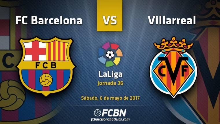 Barça-Villarreal: Duelo de altura para seguir soñando en Liga
