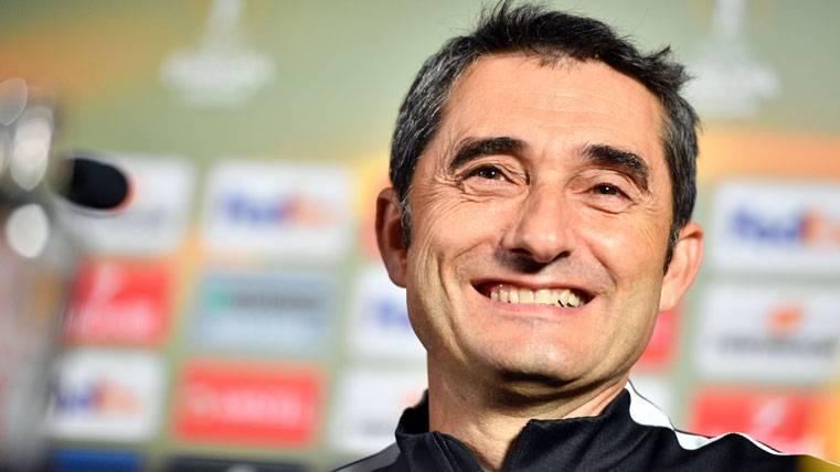 """Ernesto Valverde: """"No tengo compromiso con ningún equipo"""""""