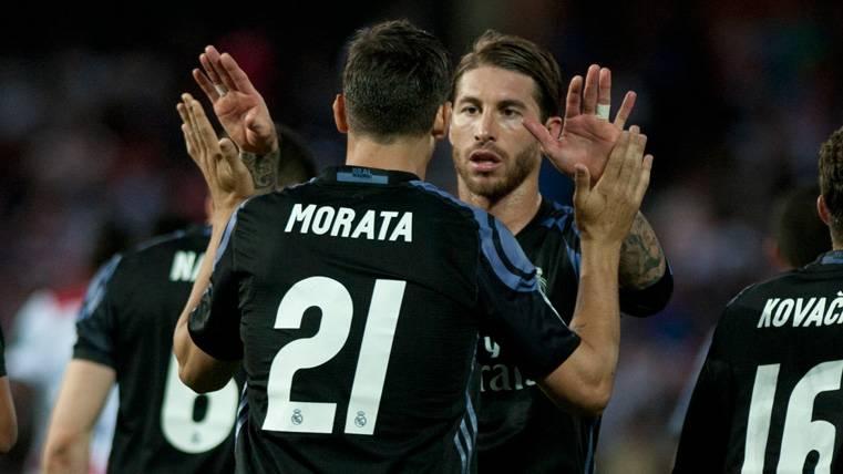 """El jugador del Madrid que habría dicho """"sí"""" al nuevo Milán"""