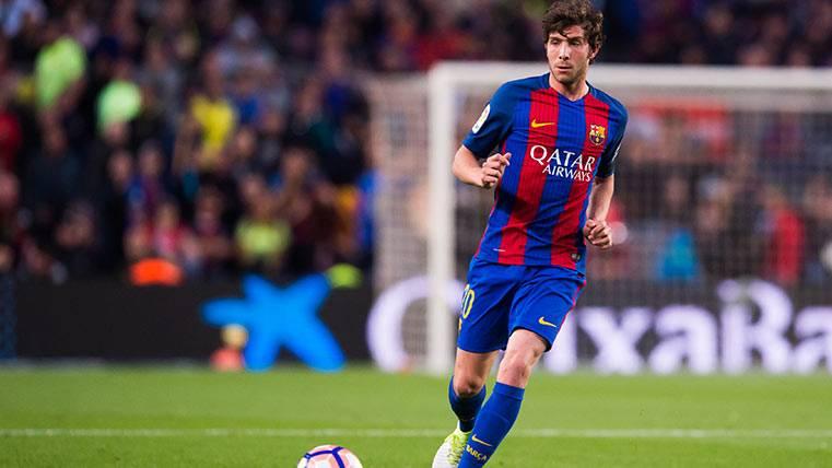 Sergi Roberto-Rakitic, ¿pareja ideal para el centro del campo del Barça?