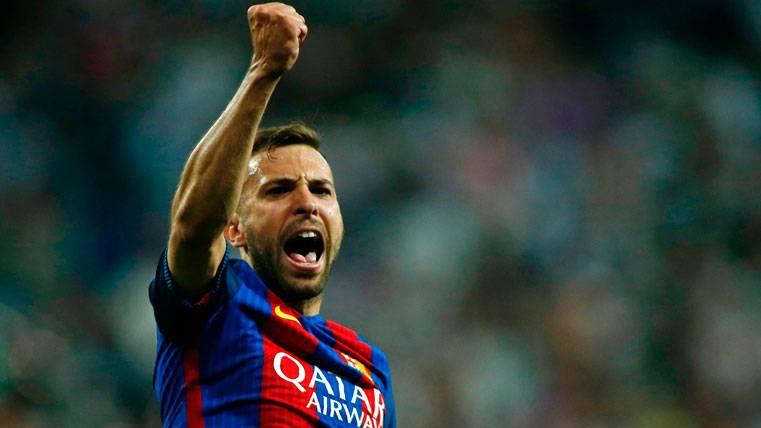 El motivo por el que Jordi Alba no jugó contra el Villarreal