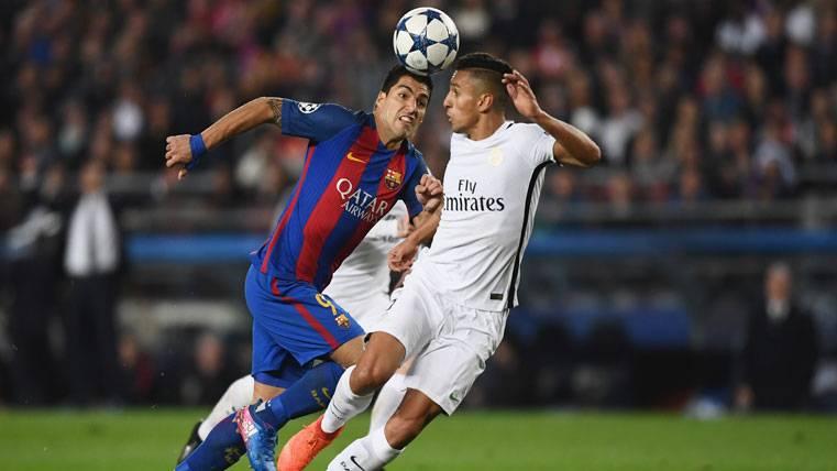 ¿Volverá a ir el Barça a por Marquinhos un verano más?