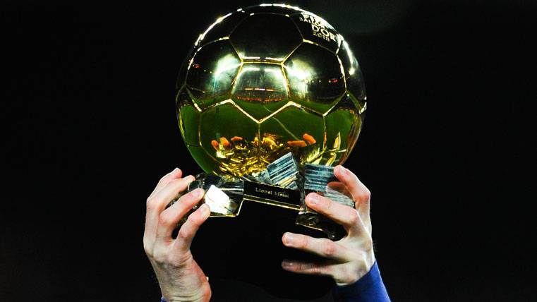 Fútbol, títulos... ¿Qué valora exactamente el Balón de Oro?