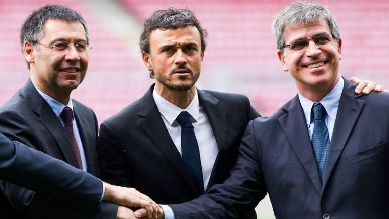 Bartomeu confirma cuándo se anunciará el nuevo entrenador