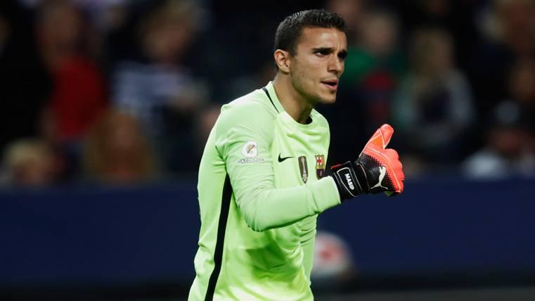 Jordi Masip está cerca de fichar por el Valladolid