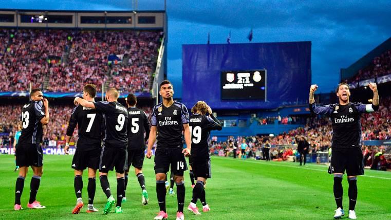 Real Madrid y Juventus jugarán la final de Champions 2016-17
