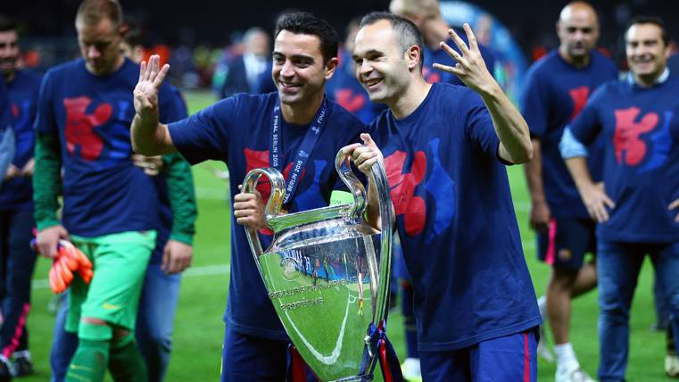 Los posibles rivales del Barça en la próxima Champions