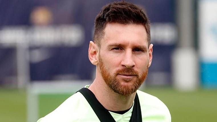 """Descubre el cambio de """"look"""" de Leo Messi y Luis Suárez"""