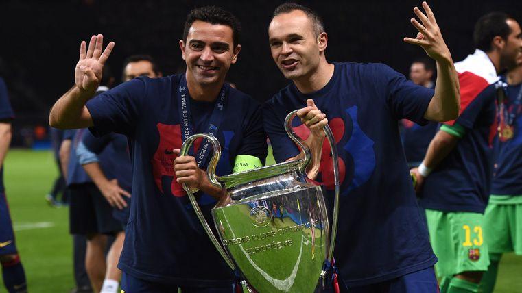 Al Barça le falta encontrar al relevo de Xavi e Iniesta