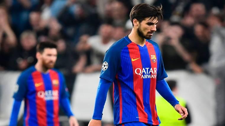 El Barça quiere dar una segunda oportunidad a André Gomes