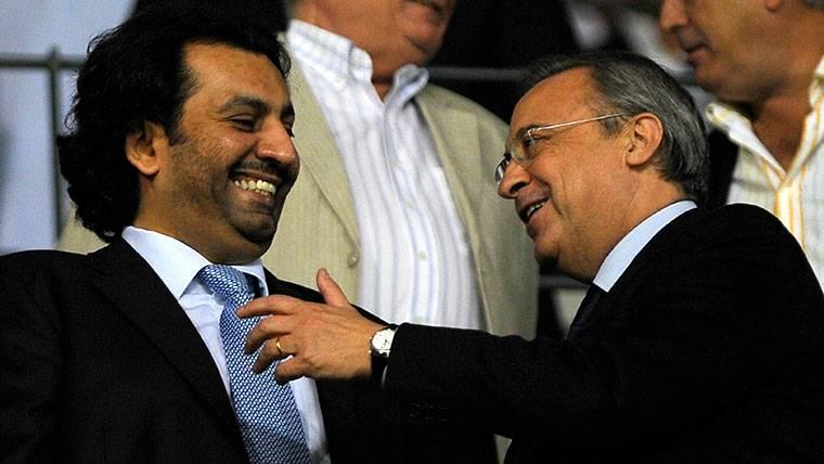 Los insultos de Al-Thani al Barça y Catalunya no quedan impunes