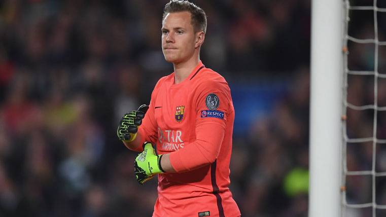 ACUERDO TOTAL: El FC Barcelona se asegura a Ter Stegen