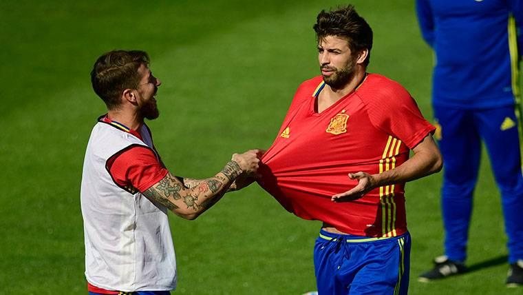 """""""Con Piqué hay una relación de amistad que va a más"""""""