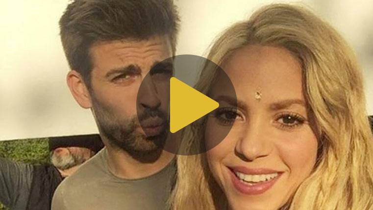 "¡Shakira estrenó ""Me enamoré"" con Piqué de protagonista!"