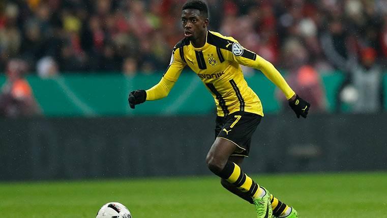 Ousmane Dembelé se habría vuelto a ofrecer al FC Barcelona