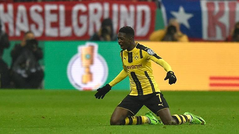 """El Borussia """"marea"""" por Dembélé pero ya sabe su sustituto"""