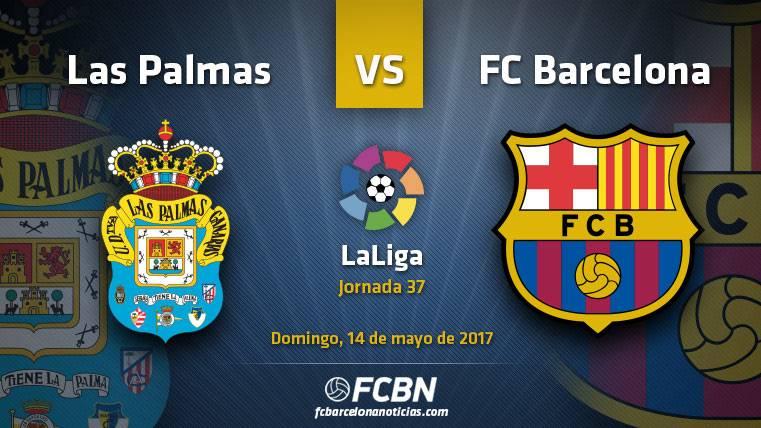 Las Palmas-Barça: Sobrevivir a las bajas para luchar por LaLiga