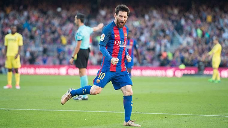 Messi, por delante de Cristiano y Florentino en influencia