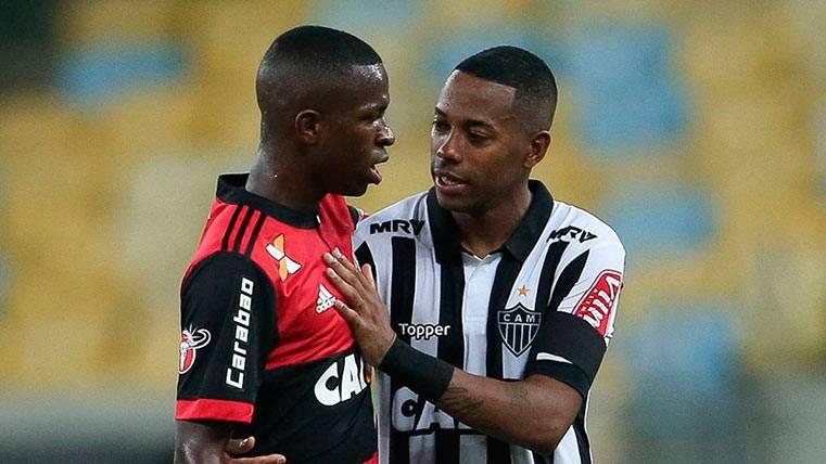La razón por la que Vinicius Júnior no fichó por el Barça