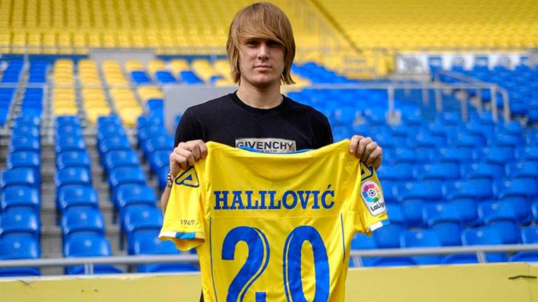 """Halilovic: """"Con la MSN es difícil tener oportunidades"""""""
