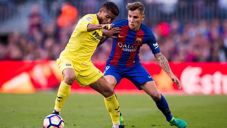 ¡Digne se jugó la expulsión dos veces ante Las Palmas!