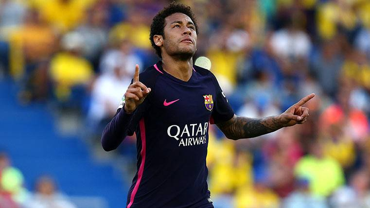 """Mágico """"hat-trick"""" de Neymar para reivindicarse con el Barça"""