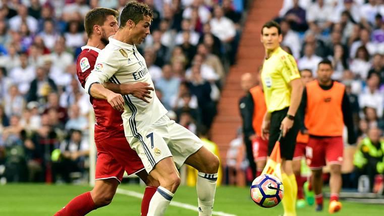 La agresión de Cristiano Ronaldo que no fue sancionada