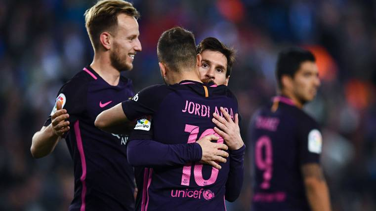 El vestuario del Barça confía en el tropiezo del Real Madrid