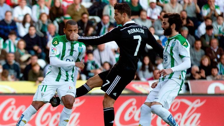 Las 10 agresiones impunes de Cristiano en dos temporadas