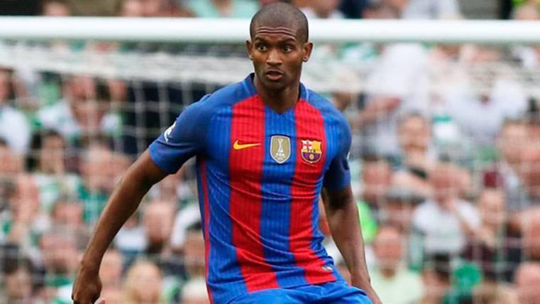 OPTIMISMO: Marlon debutó con nota en el Camp Nou con el Barça