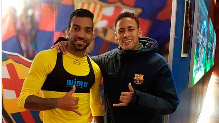 Michel Macedo desvela la humildad de Neymar Júnior