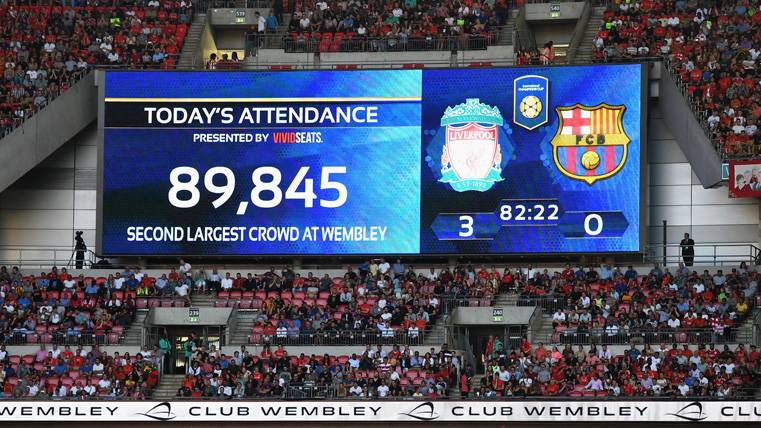 ¿Puede afectar la International Champions Cup al FC Barcelona?