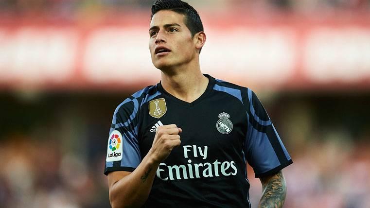 James dejará el Madrid... ¿Sería un buen fichaje para el Barça?