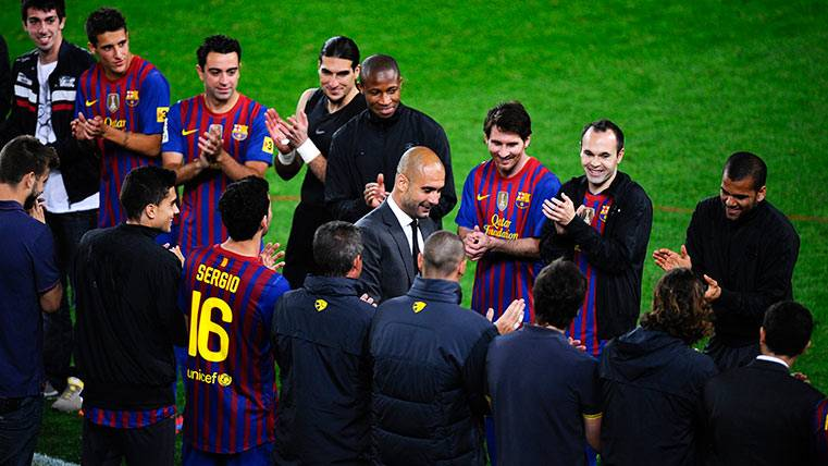 El Barça de Guardiola, uno de los mejores equipos de la historia