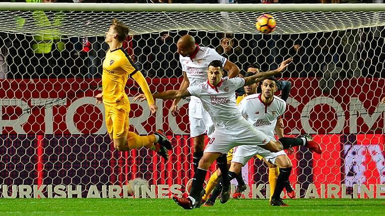 """El Sevilla les """"pone"""" precio a N'Zonzi y Vitolo para este verano"""