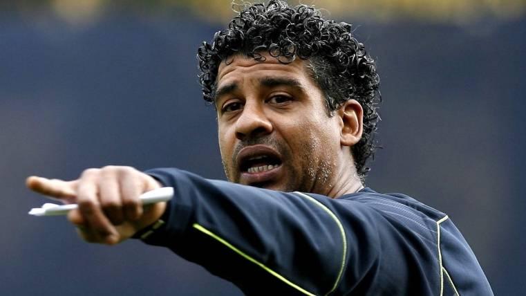 Un ex entrenador del Barça en la recámara del Celta de Vigo