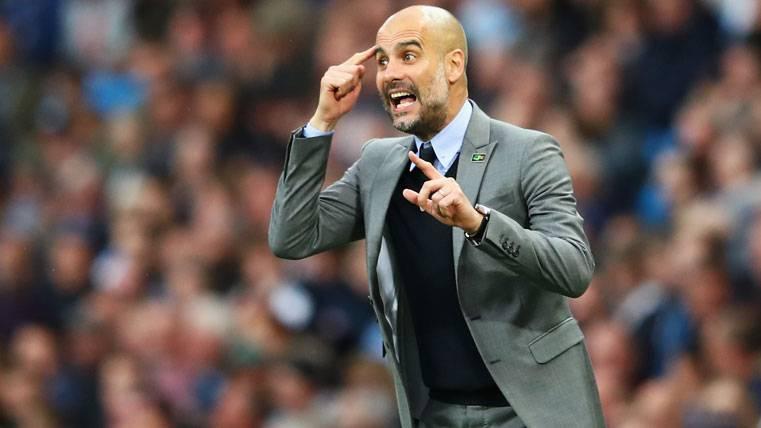 Guardiola sorprende tras la pésima temporada con el City